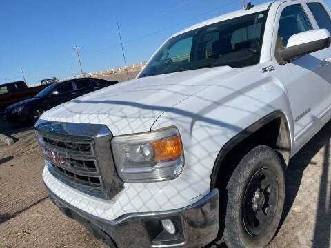 2014 GMC Sierra 1500 for sale at PYRAMID MOTORS - Pueblo Lot in Pueblo CO