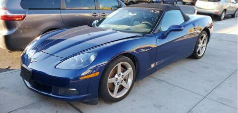 2006 Chevrolet Corvette for sale at Seewald Cars in Brooklyn NY