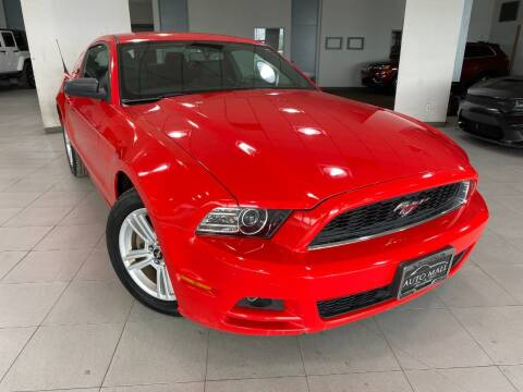 2014 Ford Mustang for sale at Auto Mall of Springfield in Springfield IL