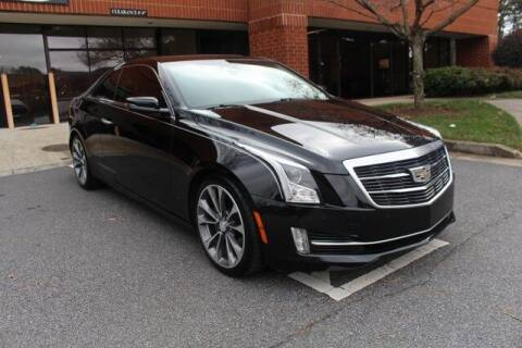 2016 Cadillac ATS for sale at Team One Motorcars, LLC in Marietta GA