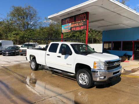 2011 Chevrolet Silverado 2500HD for sale at Global Auto Sales and Service in Nashville TN