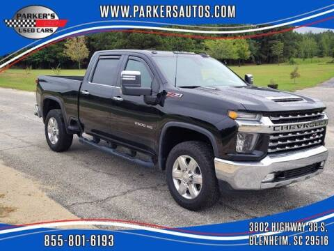 2020 Chevrolet Silverado 2500HD for sale at Parker's Used Cars in Blenheim SC