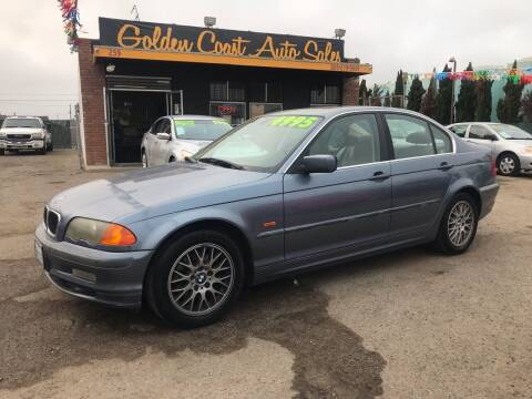1999 BMW 3 Series for sale at Golden Coast Auto Sales in Guadalupe CA