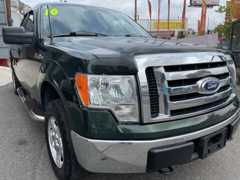 2010 Ford F-150 for sale at TOP SHELF AUTOMOTIVE in Newark NJ