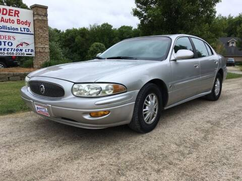 2005 Buick LeSabre for sale at Yoder's Auto Connection LTD in Gambier OH