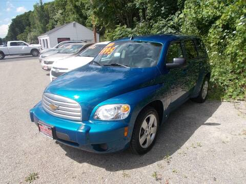 2009 Chevrolet HHR for sale at Dansville Radiator in Dansville NY