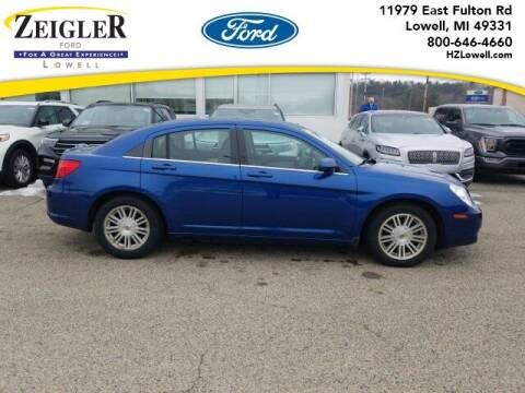 2009 Chrysler Sebring for sale at Zeigler Ford of Plainwell- Jeff Bishop in Plainwell MI