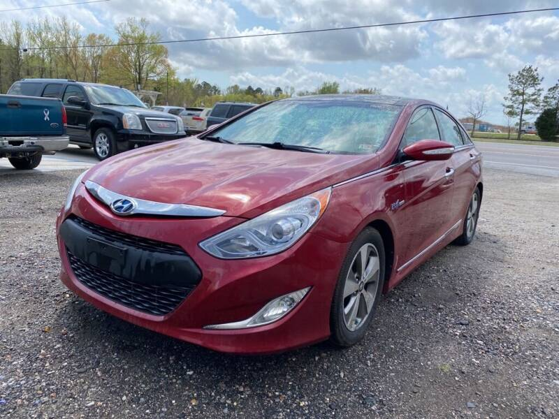 2011 Hyundai Sonata Hybrid for sale at Complete Auto Credit in Moyock NC