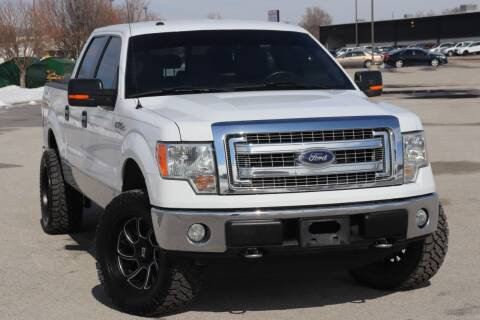2014 Ford F-150 for sale at Big O Auto LLC in Omaha NE