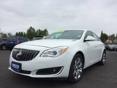 2017 Buick Regal for sale at Delta Car Connection LLC in Anchorage AK
