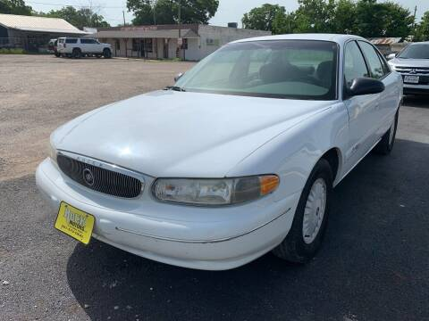 1999 Buick Century for sale at Rock Motors LLC in Victoria TX