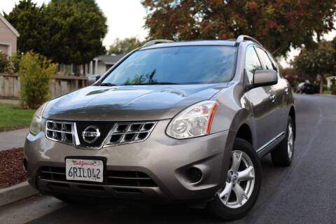2011 Nissan Rogue for sale at OPTED MOTORS in Santa Clara CA