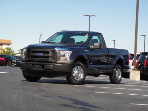 2015 Ford F-150 for sale at Jack Schmitt Chevrolet Wood River in Wood River IL