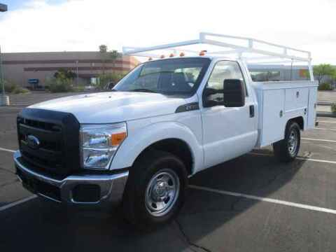 2016 Ford F-350 Super Duty for sale at Corporate Auto Wholesale in Phoenix AZ