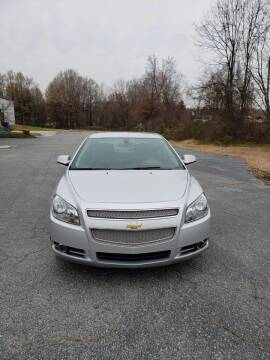 2009 Chevrolet Malibu for sale at Speed Auto Mall in Greensboro NC