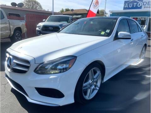 2014 Mercedes-Benz E-Class for sale at AutoDeals in Hayward CA