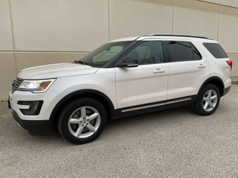 2016 Ford Explorer for sale at Crowne Motors in Newton IA