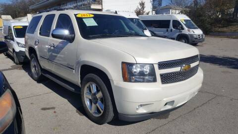 2013 Chevrolet Tahoe for sale at A & A IMPORTS OF TN in Madison TN