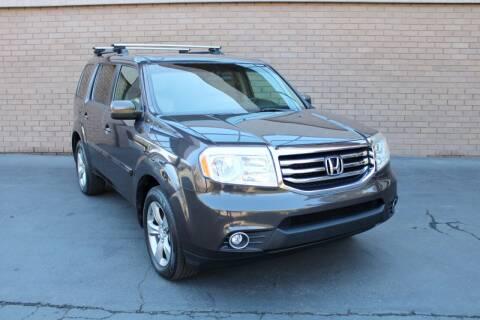 2012 Honda Pilot for sale at MK Motors in Sacramento CA