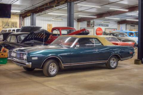 1968 Mercury Montego for sale at Hooked On Classics in Watertown MN