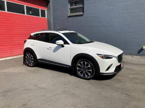 2019 Mazda CX-3 for sale at Paramount Motors NW in Seattle WA