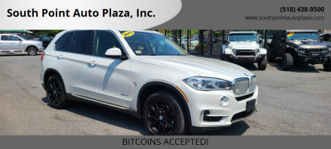 2015 BMW X5 for sale at South Point Auto Plaza, Inc. in Albany NY