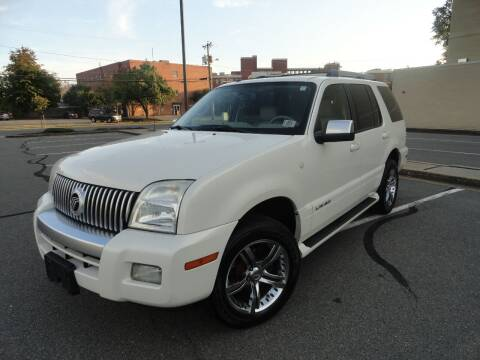 2007 Mercury Mountaineer for sale at TJ Auto Sales LLC in Fredericksburg VA