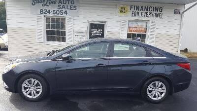 2013 Hyundai Sonata for sale at STATE LINE AUTO SALES in New Church VA