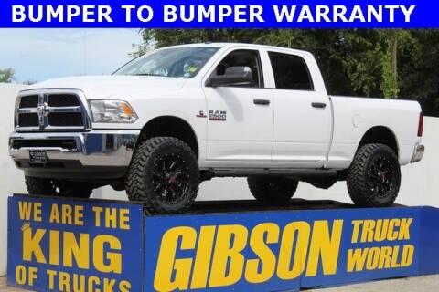 2018 RAM Ram Pickup 2500 for sale at Gibson Truck World in Sanford FL