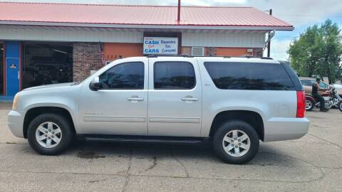 2012 GMC Yukon XL for sale at Twin City Motors in Grand Forks ND