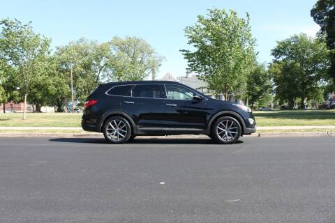 2013 Hyundai Santa Fe for sale at Lexington Auto Club in Clifton NJ