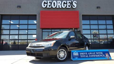 2011 Ford Focus for sale at George's Used Cars - Telegraph in Brownstown MI