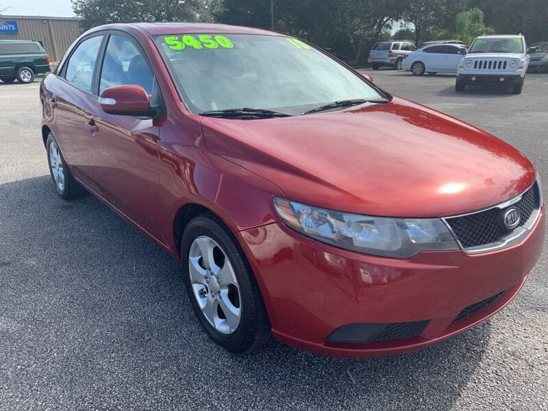 2010 Kia Forte for sale at The Car Connection Inc. in Palm Bay FL