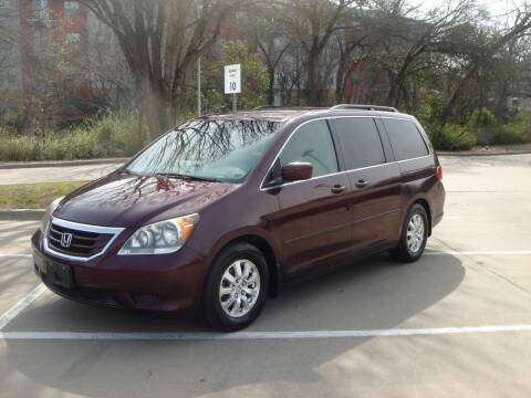 2009 Honda Odyssey for sale at ACH AutoHaus in Dallas TX