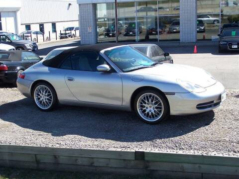 1999 Porsche 911 for sale at Peninsula Motor Vehicle Group in Oakville NY
