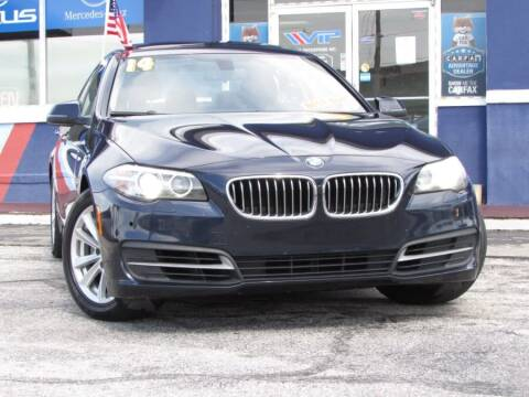 2014 BMW 5 Series for sale at VIP AUTO ENTERPRISE INC. in Orlando FL