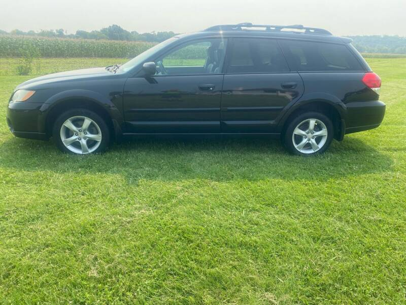 2009 Subaru Outback for sale at Wendell Greene Motors Inc in Hamilton OH