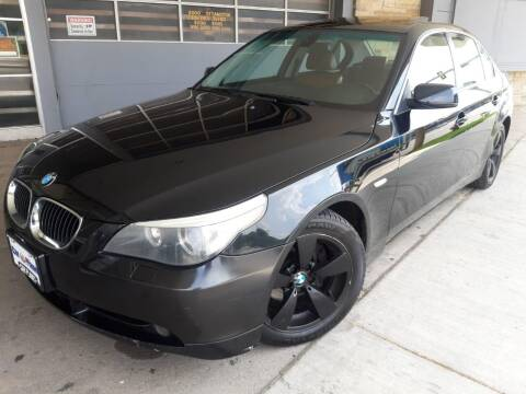 2007 BMW 5 Series for sale at Car Planet Inc. in Milwaukee WI