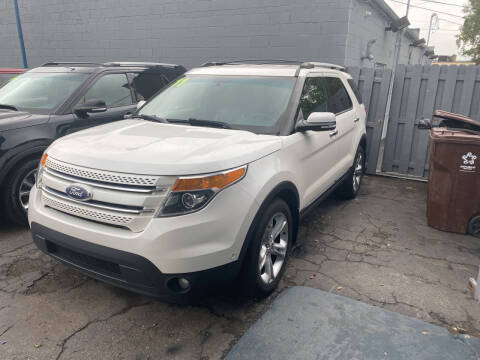 2011 Ford Explorer for sale at Lee's Auto Sales in Garden City MI