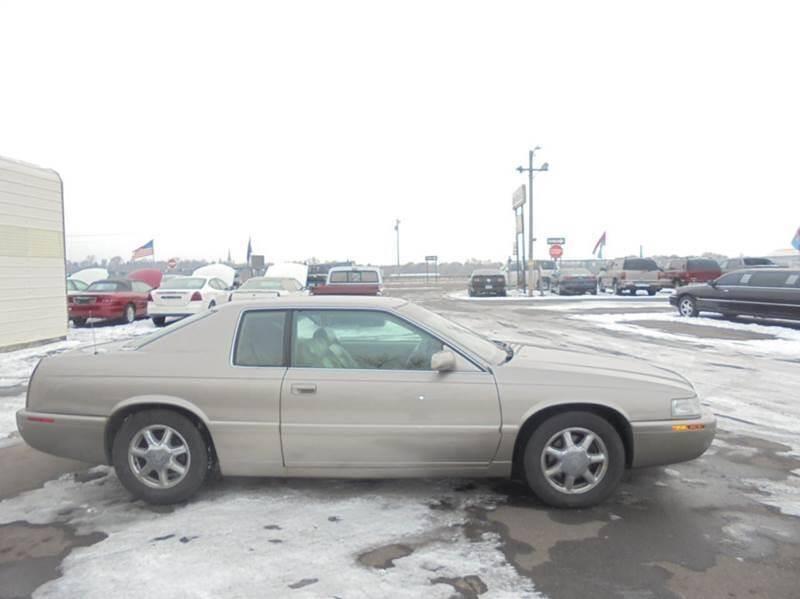 2000 Cadillac Eldorado ETC 2dr Coupe - Ramsey MN