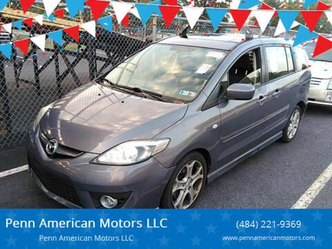 2009 Mazda MAZDA5 for sale at Penn American Motors LLC in Allentown PA