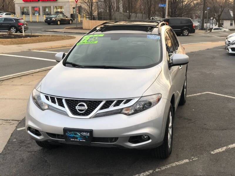 2012 Nissan Murano for sale at Circle Auto Sales in Revere MA