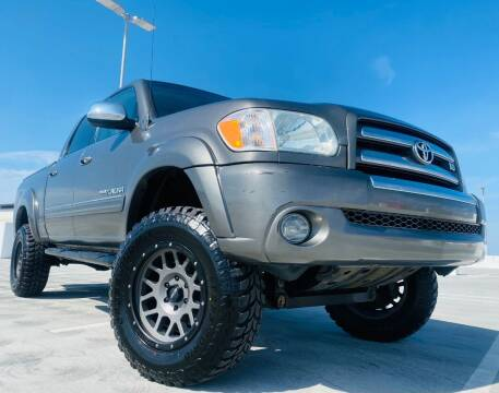 2006 Toyota Tundra for sale at Bay Cars R Us in San Jose CA