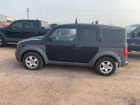 2003 Honda Element for sale at PYRAMID MOTORS - Fountain Lot in Fountain CO