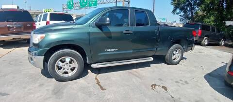 2008 Toyota Tundra for sale at AUTOTEX FINANCIAL in San Antonio TX