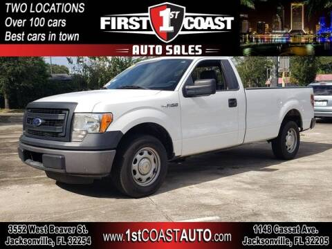 2013 Ford F-150 for sale at 1st Coast Auto -Cassat Avenue in Jacksonville FL