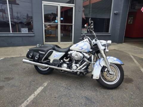 2004 Harley-Davidson FLHRCI for sale at Goodfella's  Motor Company in Tacoma WA