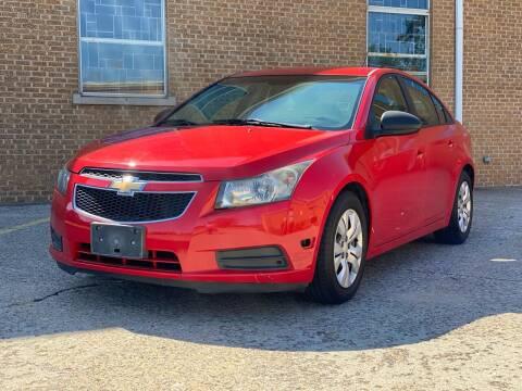 2014 Chevrolet Cruze for sale at Auto Start in Oklahoma City OK