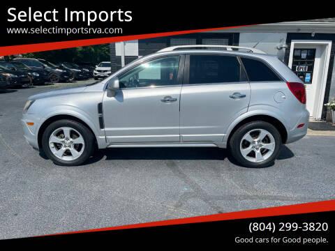2015 Chevrolet Captiva Sport for sale at Select Imports in Ashland VA