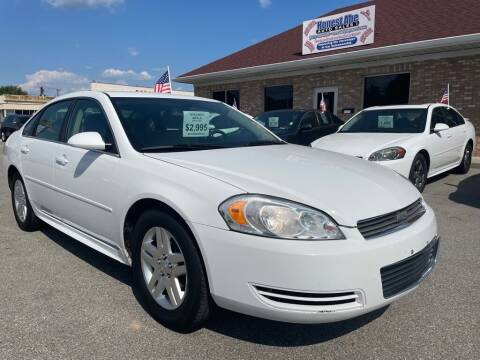 2016 Chevrolet Impala Limited for sale at Honest Abe Auto Sales 1 in Indianapolis IN